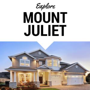 Mount Juliet Real Estate