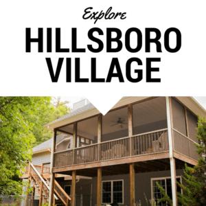 Hillsboro Village Real Estate