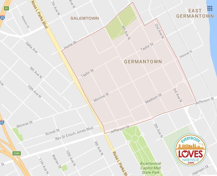 germantown-map
