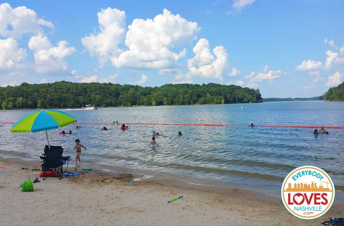 Percy-Priest-Swimming-Beach-Anderson-Recreation-Area-Nashville-Swim-In-Nashville