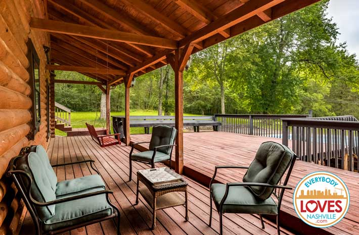 1022 Waller - Brentwood Real Estate - Nashville Log Home
